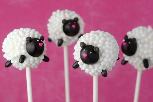 Sheepcakepops